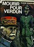 img - for Mourir pour verdun book / textbook / text book