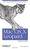 img - for Mac OS X Leopard Pocket Guide book / textbook / text book