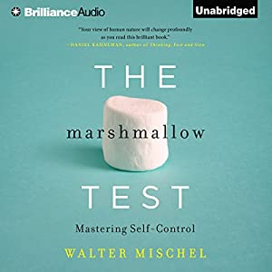 The Marshmallow Test Audiobook