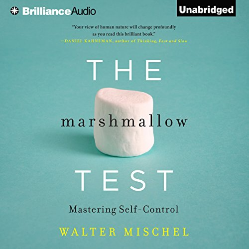 The Marshmallow Test: Mastering Self-Control Audiobook ...