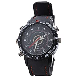 Spy Water Proof Watch Camera