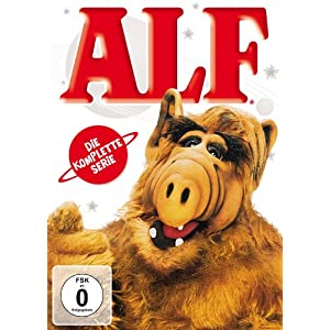  Alf - Die komplette Serie DVD Amazon billig