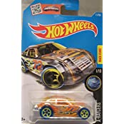 Hot Wheels 2016 X Raycers Stockar 1:64 Scale Collectible Die Cast Metal Toy Car Model #1/10 On International Long...