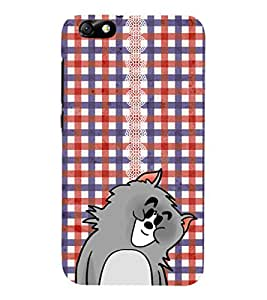 EPICCASE Teady Bear Mobile Back Case Cover For Huawei Honor 4X (Designer Case)