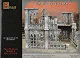 28mm Gothic City Building Ruins Set 1