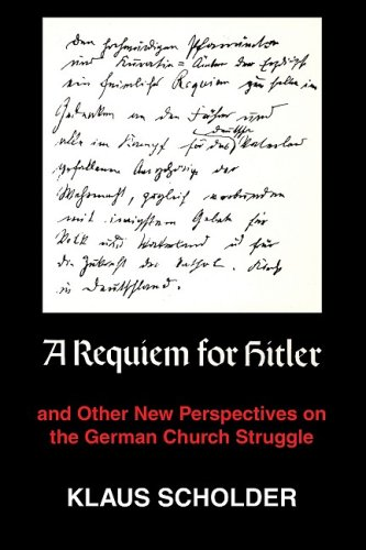 A Requiem for Hitler: and Other new Perspectives on the...