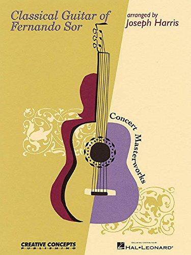 Classical Guitar of Fernando Sor