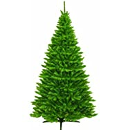 General Foam Christmas DB-GMH70R998 7' Moss Grand Fir Unlit Artificial Tree