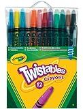 Crayola - 12 Twistable Crayons