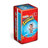 Huggies Little Swimmers Nappies - Size 6 (>16 Kg) - Pack Of 10 Nappies