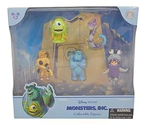 Disney Monsters Inc. Figurine Figure Set