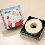 クリスマス限定パッケージ 石屋製菓のバームクーヘン  白いバウム tumugi(つむぎ)