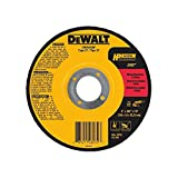 DEWALT DWA8426F  T27 HP Fast Cut-Off Wheel, 6