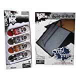 Tech Deck - Build a Park Ramp with Plan B Board Pack