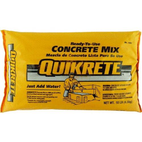 QUIKRETE COMPANIES 10 LB Quikrete Concrete Mix