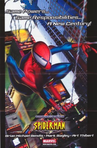 Ultimate Spiderman POSTER Movie (27 x 40 Inches - 69cm x 102cm) (2000)