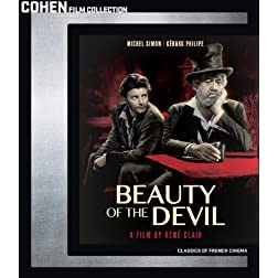 Beauty of the Devil [Blu-ray]
