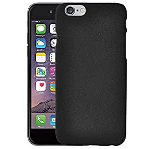 Plus Slim Fit Sandstone (Soft) Texture Anti Scratch Snap-On Back Case Cover For Apple iPhone 6 Plus / Apple iPhone 6s Plus