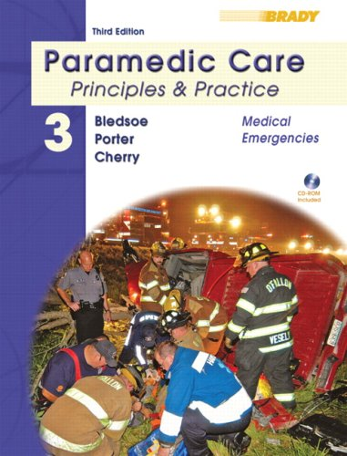 Paramedic Care: Principles & Practice, Volume 3,...