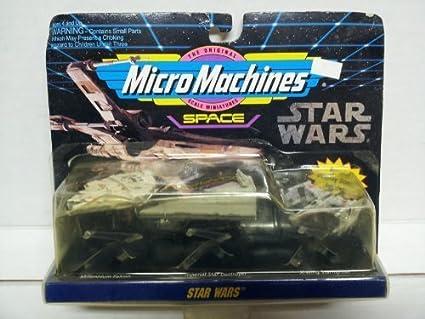 War Machines Micro Machines Star Wars Space