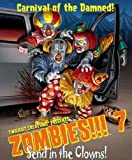Zombies!!! 7: Send in the Clowns! Card Game