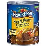 Progresso Rich & Hearty Soup, Beef Pot Roast, 18.5 Oz ~ Progresso