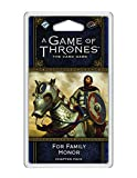 A Game of Thrones LCG 2nd Edition: For Family Honor