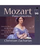 Piano Concertos Vol. 7: Concertos Nos. 6, 13 & 16