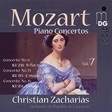 echange, troc  - Intégrale des Concertos pour piano vol.7 : Concertos nos 6, 13 & 16