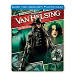 Van Helsing (Steelbook) (Blu-ray + DVD + Digital Copy + UltraViolet)