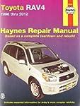 Toyota Rav4 1996 Thru 2012 (Haynes Re...