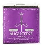 Augustine - Jeux de cordes nylon pour guitares classiques jeu de corde Classique REGAL GOLD Tirant Normal