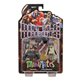 Gruntos the Walrus and Tate Reynolds Battle Beasts Minimates 2 Pack