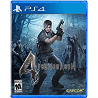 Resident Evil 4 Standard Edition for PlayStation 4 by Capcom