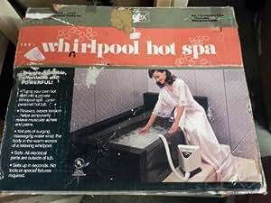 Pollenex Whirlpool Hot Spa Drop In Bathtubs