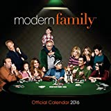 Official Modern Family 2016 Square Wall Calendar