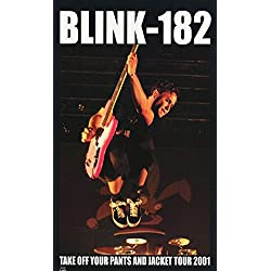 Poster : Music : Blink-182 - Tour 2001 - ! 6554 Lc6 G