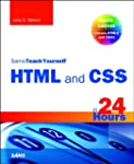 HTML and CSS in 24 Hours, Sams Teach...
