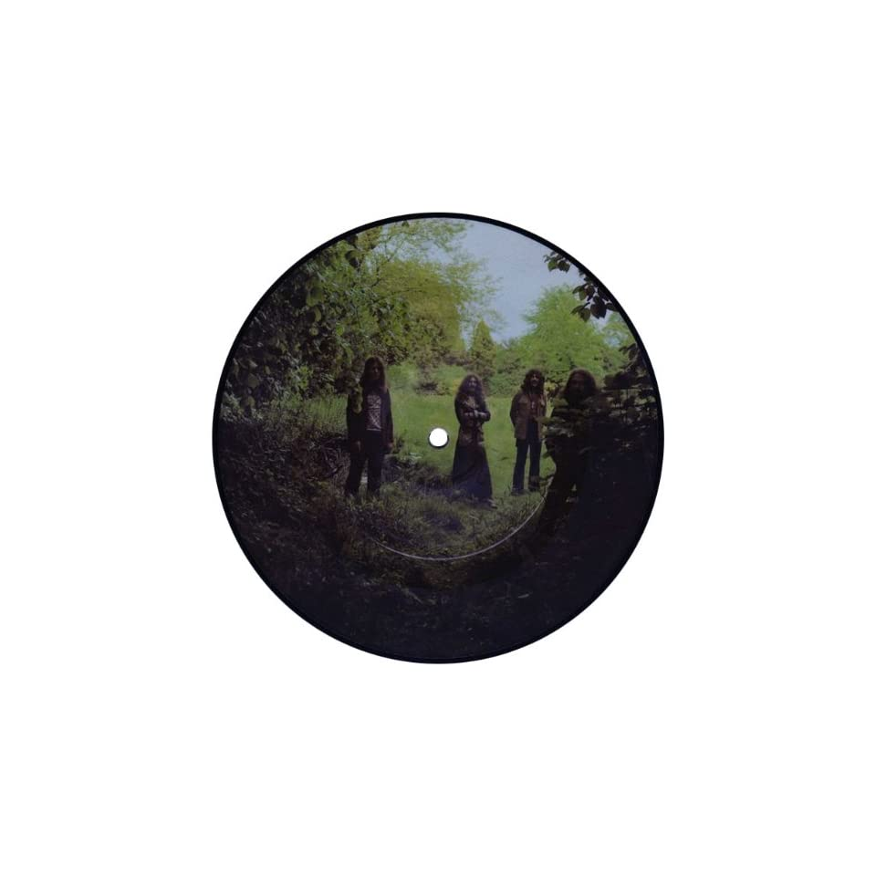 Paranoid / Iron Man (Picture Disc) Black Sabbath Music