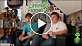 Little Big Podcast Laptop Guy Interview