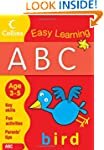Collins Easy Learning Age 3-5 - ABC A...