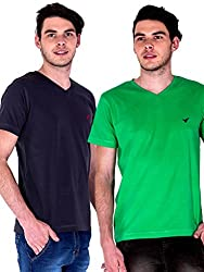 Sera Premium Suede finish Pack of 2 Tees