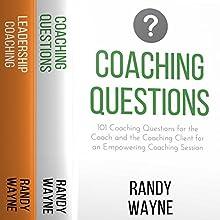 Coaching: 2 Manuscripts: Coaching Questions, Leadership Coaching | Livre audio Auteur(s) : Randy Wayne Narrateur(s) : Kevin Theis
