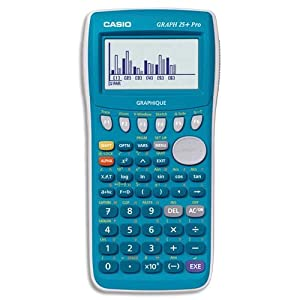 Casio Graph 25+ E Calculatrice graphique: Fournitures de