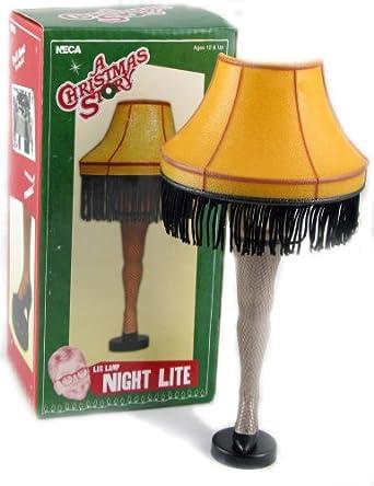 Neca 40054 A Christmas Story Nightlight Leg Lamp