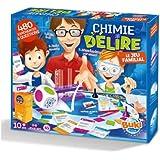 Buki - 8361 - Jeu Scientifique - Chimie Délire