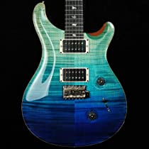PRS 2013 Experience Custom 24 - 10 Top - Maple Neck - Blue Fade #204969