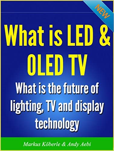 What is LED and OLED TV? at amazon