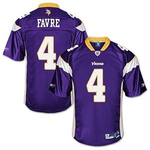 Brett Favre Minnesota Vikings Youth Reebok Jersey by Reebok