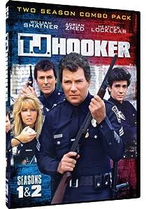 Tj Hooker - Seasons 1 & 2 [DVD] [1982] [Region 1] [US Import] [NTSC]